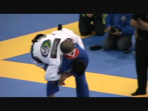 European BJJ 2012 Rodolfo Vieira FINAL on his weight devision