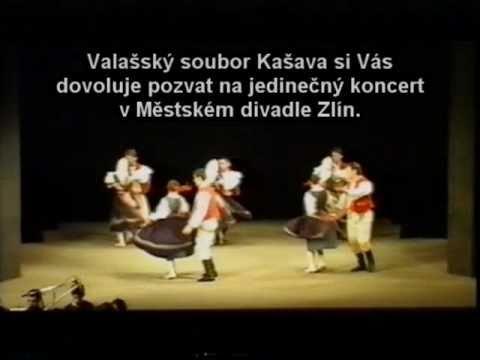 Kašava tančí, hraje a zpívá... už 40 let