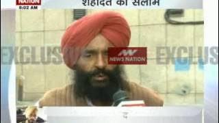 Martyr BSF jawan Gurnam Singh's family mourns his demise