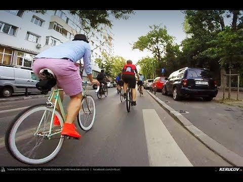 VIDEOCLIP Miercurea Bicicletei / tura 7 iunie 2017 [VIDEO]