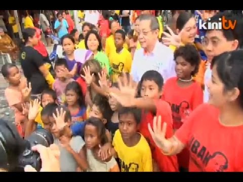 Orang Asli to Kit Siang: Help us and we'll support you