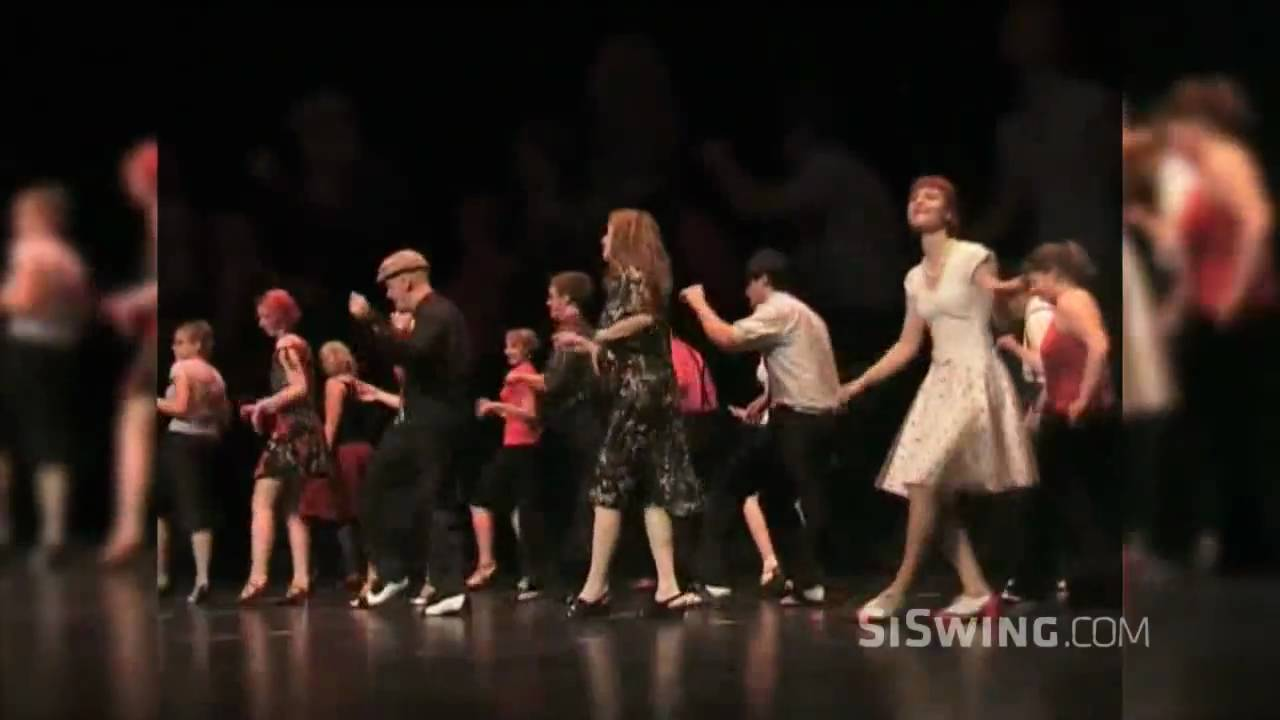 Madison Time | Madison Swing Dance by Swing Slovenia