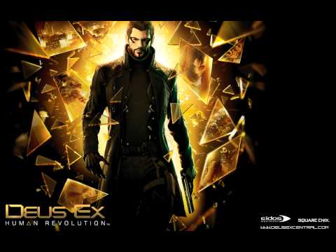 Deus Ex 3 Human Revolution Soundtrack - Zhao Boss Fight
