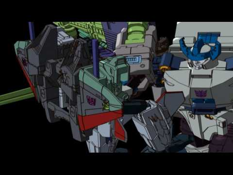 Transformers Energon - 11 - The Legend of Rodimus 2/2 HD