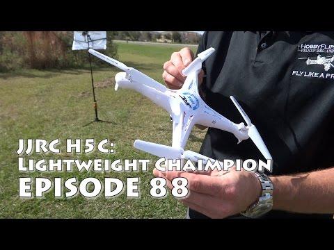 JJRC H5C Quadcopter lightweight champ - UCq1QLidnlnY4qR1vIjwQjBw