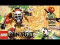 LEGO Ninjago 70592 Робот спасатель Ронина. Обзор конструктора Лего Ниндзяго по мультику ниндзя го