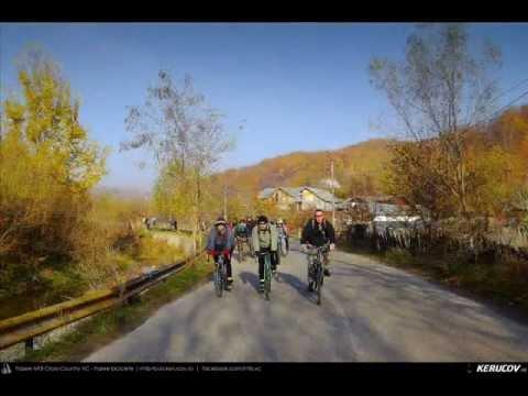 VIDEOCLIP Traseu MTB Campina - Boldesti-Scaeni - Seciu - Ploiesti