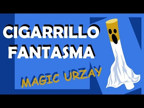 Tutorial de magia: Cigarrillo fantasma