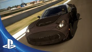 Gran Turismo 5 Exclusive -- Drive the Corvette C7 Test Prototype (Extended Cut)