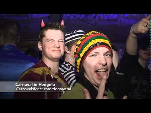 Carnavalsfeest in Hengelo