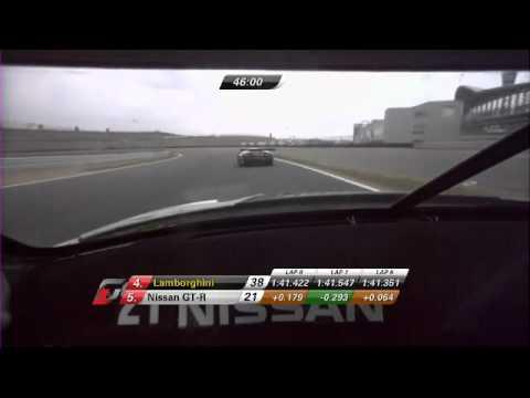 2011 FIA GT1 Rd8 Ordos Race1 (1/2)
