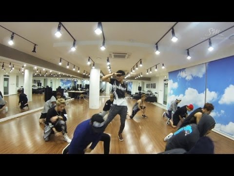 Growl (Dance Only) (Chinese Version)