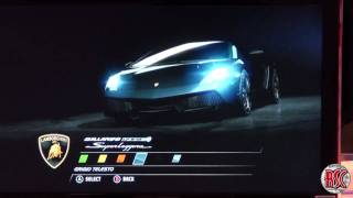 Need For Speed: Hot Pursuit Game Play - Gamescom 2010 - XBox 360
