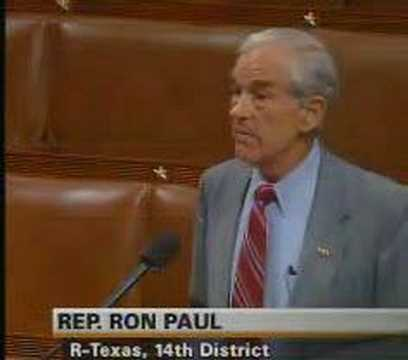 Ron Paul on Iran & Energy (C-SPAN 6/26)