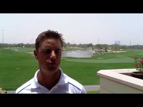 Abu Dhabi Golf Club Welcome Introduction