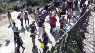 A visit at Park Güell - Barcelona