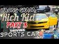 """Taong Grasa (Homeless) / Rich Kid"" PRANK PART 4 (Driving Sports Car)"