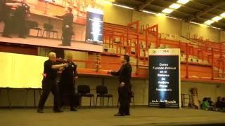 Capacitación a Policías de la SSP CDMX en el NSJPA
