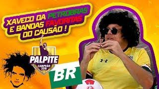 XAVECO DA PETROBRÁS E BANDAS FAVORITAS DO CAUSÃO !
