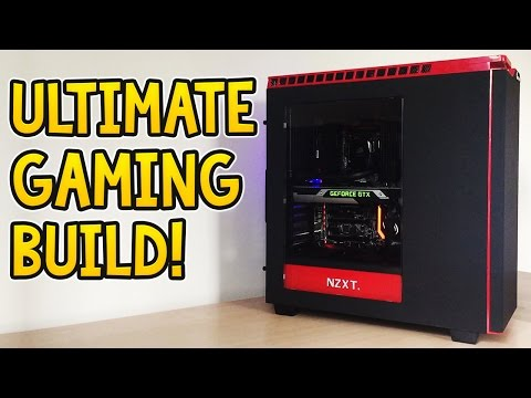 Ultimate Gaming PC Unboxing! New Gaming PC Build for GTA 5!