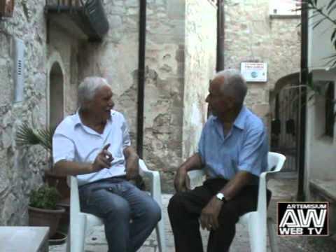 Il Filo della Memoria EMIGRAZIONE A.Palazzo intervista Antonio Turino 2° parte