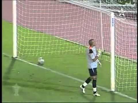 Cel mai ciudat gol din penalti Video .