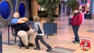 Just for laughs 2012 - Farting Fat Man Prank