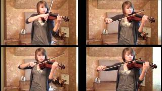 Grief and Sorrow - Naruto - Violin Quartet - Taylor Davis