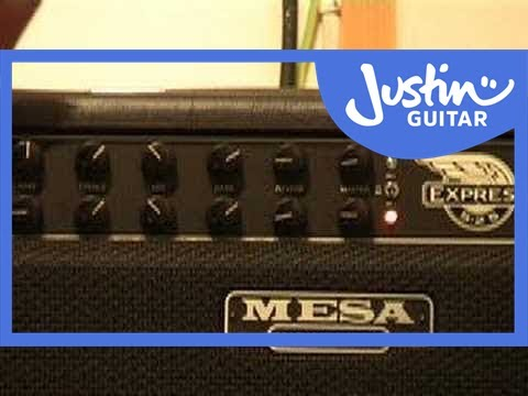 Guitar Amp Basics #2 (Guitar Lesson GG-010)