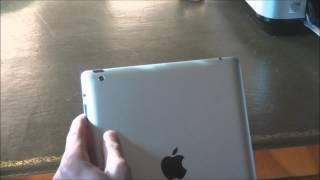 Vidéo : Apple Nouvel iPad caractéristiques techniques