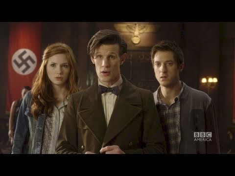 Exclusive: Doctor Who Fall 2011 Trailer from Comic-Con