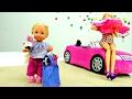 #Барби и Штеффи в магазине 👗 Платья для Барби #Одевалки / Видео для Девочек Куклы Barbie