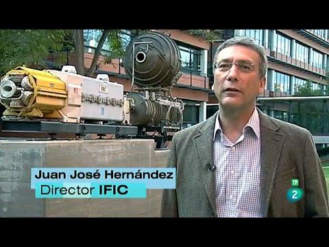 29-12-2015 El IFIC en La Fábrica de Ideas de RTVE