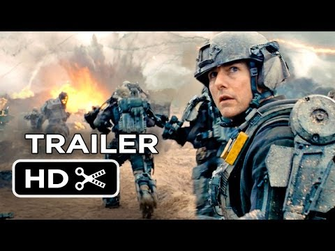 Edge Of Tomorrow Official Trailer (2014)