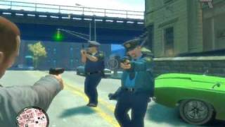 GTA IV - Tombo do policial 39-39