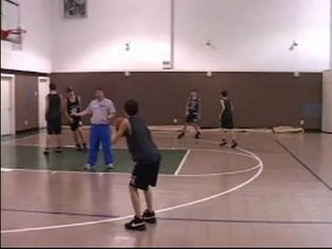 Motion Offense in Youth Basketball : Youth Basketball Motion Offense: Shots for Post Player