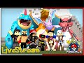 MEGA BatStream: Minecraft A Lenda dos Campeões: Galera Reunida [Pixelmon]