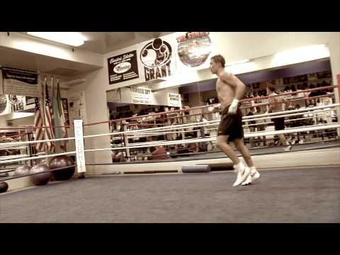 Gennady Golovkin Training Camp
