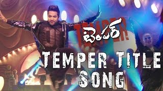 Temper Title Song