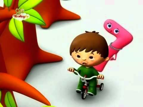 Charlie And The Numbers Baby Tv Part 07 Of 10 English Version Full Episode Of Number Seven 07 -79dbcHMI87I