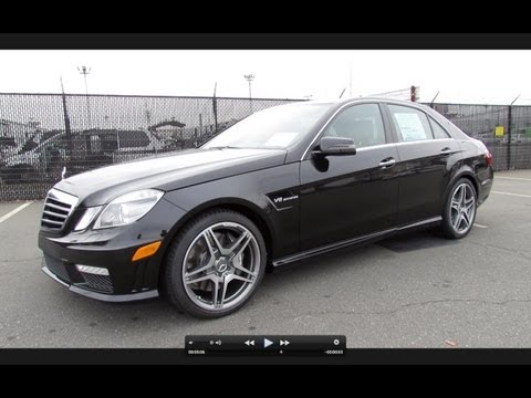 2012 Mercedes-Benz E63 AMG Biturbo Start Up, Exhaust, and In Depth Tour