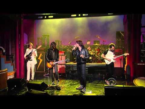 (HQ) The Strokes - Taken For A Fool 3/23 Letterman (TheAudioPerv.com)