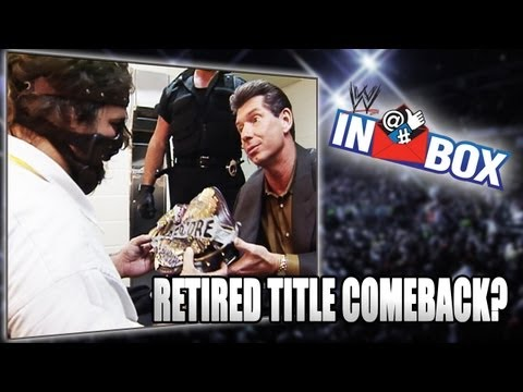 WWE Inbox - Which retired title would you bring back? - Episode 60