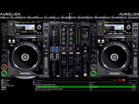 Mix 2012 sur Virtual DJ (N°14) HD