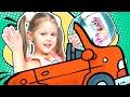 НАПЕРЕГОНКИ на Машинках за ЛОЛ! Кто больше соберет сюрпризов LOL? Мама против Амельки! Kids video