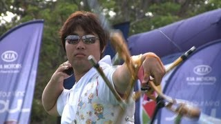 Ind. Match #8 - Antalya - Archery World Cup 2012