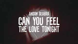 Elton John - Can You Feel The Love Tonight (Cover by Anson Seabra)