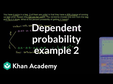 Dependent Probability Example 2