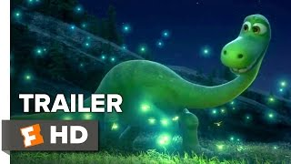 The Good Dinosaur Official Trailer #1 (2015) - Pixar Movie HD