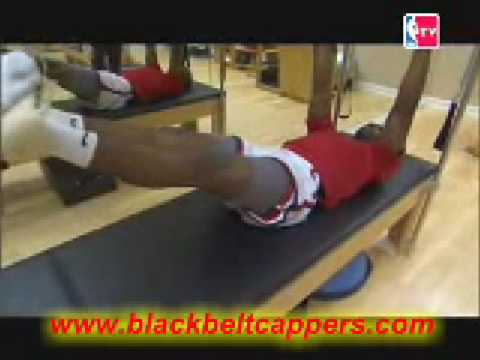 Ben Gordon Workout